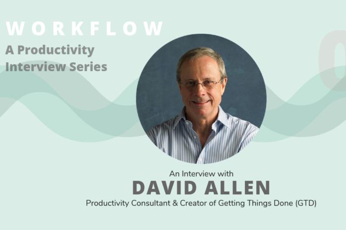 david allen workflow interview mailbutler gtd